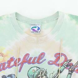 Vintage 1997 Grateful Dead Steal Your Base Tie Dye Shirt