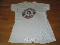 Vintage 70s GRATEFUL DEAD Concert Tour (LG) T-Shirt JERRY GARCIA