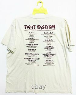 Vintage 80 Dead Kennedys Alternative Tentacles Records Fifth Column Punk T-shirt