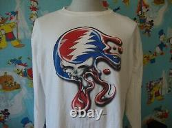 Vintage 90's Grateful Dead 1994 Tour Concert Buzz Parker Long Sleeve T Shirt XL