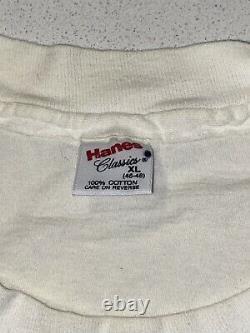 Vintage 90s Grateful Dead Jerry Garcia T Shirt Size XL Dancing Jerry Deadhead