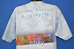 Vintage 90s MICKEY HART'S MYSTERY BOX GRATEFUL DEAD 1996 TIE DYE t-shirt XL
