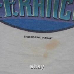 Vintage Grateful Dead 1983 Spring Tour Concert T-Shirt Size L