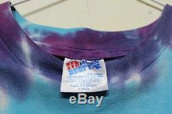 Vintage Grateful Dead 1992 Reduce Reuse Recycle tie dye shirt USA earth XL RARE