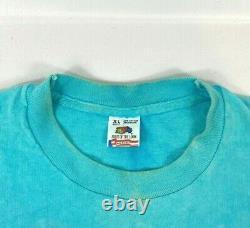 Vintage Grateful Dead Las Vegas T Shirt 1992 Tie Dye Steal Your Face Mens Sz XL