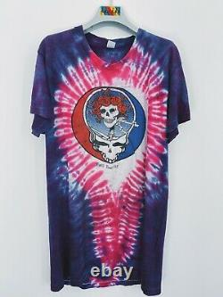 Vintage Grateful Dead shirt 1985 Fall Tour Bertha LOT TEE Jerry Garcia RARE