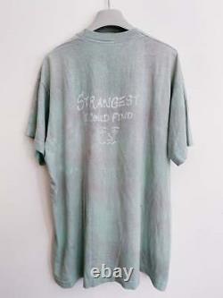 Vintage Grateful Dead shirt 90s LOT TEE Batik Ship of Fools RARE single stitch