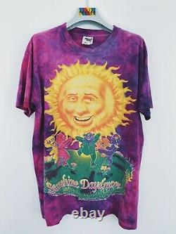 Vintage Grateful Dead tee 1995 GDM Sunshine Daydream BOB WEIR