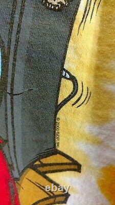 Vintage Grateful Dread Dead GDM 2000 Positive Vibrations Long Sleeve 2XL