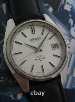 Vintage King Seiko Ks Hi-beat 5625-7000 Original Dial Automatic 25 Jewels Watch