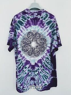 Vintage Phillip Brown shirt 90s deadstock LOT TEE Mikio Kennedy Grateful Dead