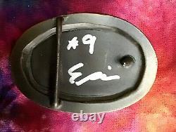 Vintage Phish Belt Buckle Solid Bronze Limited Edition of 12 Grateful Dead