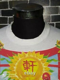 Vintage Rare 97 Grateful Dead Tour China Liquid Blue OVP T shirt