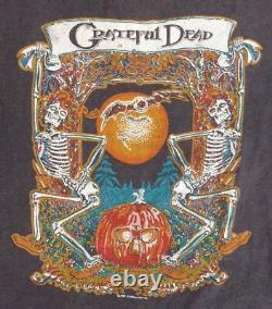 Vintage The Grateful Dead 1985 Tour T-shirt M Single Stitch OG
