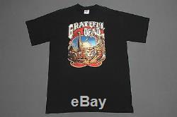 XL NOS vtg 90s 1996 GRATEFUL DEAD t shirt circus 10.144